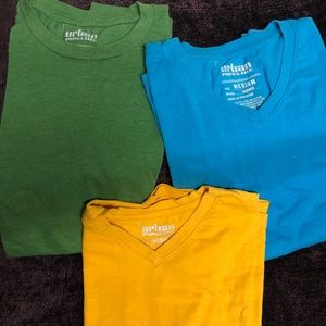 Lot of 3 T-Shirts Medium Urban Pipeline Men's